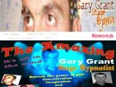 Stage Hypnotist Gary Grant