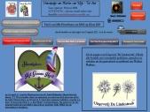 Website van Martin van Wijk bij MAGIX