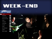 Orchestre WEEK-ENDLe groupe WEEK-END