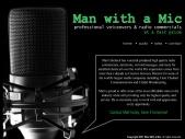 Man With a Mic .com