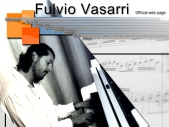 Fulvio Vasarri -  live music -  song writer  - pianobar - Firenze