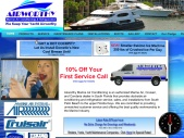Airworthy Marine Air Conditioning, Fort Lauderdale, Miami, Marine Air, Refrigeration, Watermakers, Cruisair, Grunert, Condaria, Eskimo Ice, Sea Recovery, HRO, Climma, Veco, Uline, Scotsman, Sub Zero, Hatteras, Sea Ray, Ferretti, Pershing, Riva, Boat