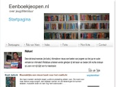 Eenboekjeopen.nl