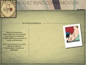 Rising Communication / Agence de Communication Cannes 06