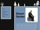 Simon Gerber -  le site du musicien et chanteur