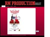 Billeterie RM PRODUCTION