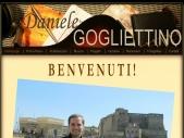 Daniele Gogliettino - Official Website - Benvenuti