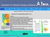 Activités art et musique pour patients  Alzheimer par Madame Lesniewska