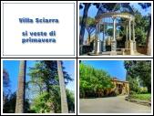 Villa Sciarra a Primavera