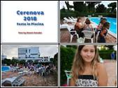 Festa in Piscina Cerenova 2018
