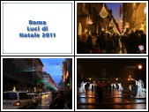 Roma - Luci di Natale 2011