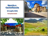 Norcia e Castelluccio 07/2018