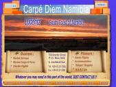 Carpé Diem Namibia