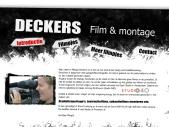Deckers digitale filmproducties.