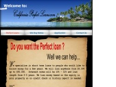 California Perfect Loans