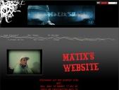 MATIX's WEBSITE