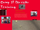 Camp 19 Dirtbike Training