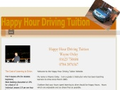 Happy Hour Driving Tuition