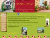 Gite de charme, ALSACE,  Bas-Rhin, sur la route des vins,  proche d'OBERNAI, location vacances  partir de 3 nuits.