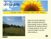 french self catering holiday cottages