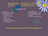 gunter creatief
