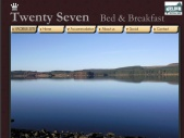 Stay Kielder at Twenty Seven Bed & Breakfast accommodation in Kielder, Northumberland. UK