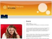 Página Web no oficial de Encarna Navarro OT 6