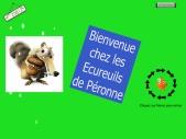 Ecureuils de Péronne