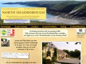 North Headborough Bed and Breakfast Pembrokeshire.