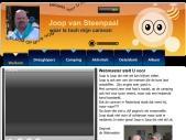 """Joop van Steenpaal """"WAAR IS TOCH MIJN CARAVAN"""""""