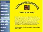Mijn websitewww.kleinmeubelparadijs.nl