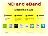 ND and eBand