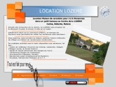 Location Maison Lozere