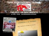 Peña Sportinguista Tsunami