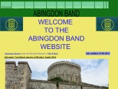 Abingdon Band and  Abingdon Town Band. The homepage for Abingdons Local Brass Band