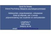 Psycholoog Ronse