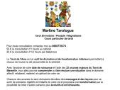 Martine, Tarot divinatoire