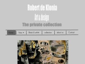 Robert de Klonia Art & Design