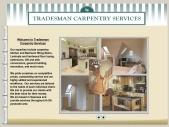 Tradesman Carpentry Searvices