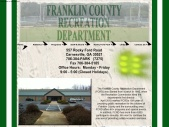 Franklin County Recreation Department