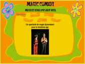 MAGIC COMEDY Spectacle de magie cabaret très amusant pour le 3 ème âge