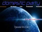 Domestic Party - Organizzazione Feste ed Eventi - Italia