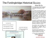 The Fordingbridge  Historical Society