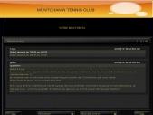 FORUM  MONTCHANIN  TENNIS