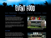 Wecome to Event Food, specialist festival, event and party Food