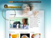 Catermatic  vending  máquinas de sólidos y bebidas frias y calientes