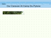 Caravan for rent in Camp du pylone Biot near Antibes