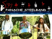 PANACHE 'The'  STEELBAND