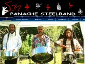 Panache Steel Band London UK.