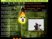 Dobson Power Line Construction Company, Inc.